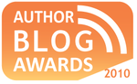 Nominate your favourite author blog for the Author Blog Awards 2010 by Anna Lewis