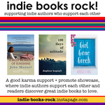 Indie Books Rock - How collaboration can help you sell more books by Sarah Juckes