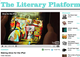 CompletelyNovel features on The Literary Platform  by Anna Lewis