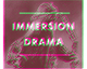 Future Human: Immersion Drama by Cathy Adams