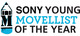 Sony Young Movellist Finalists presented with CompletelyNovel books by Anna Lewis